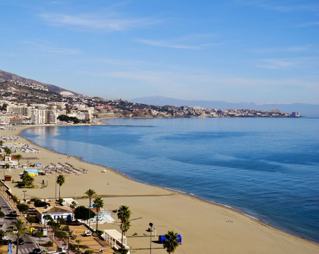 Los Boliches, Fuengirola - beautiful sandy beaches