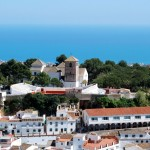 Mijas - a popular holiday destination on the Costa del Sol