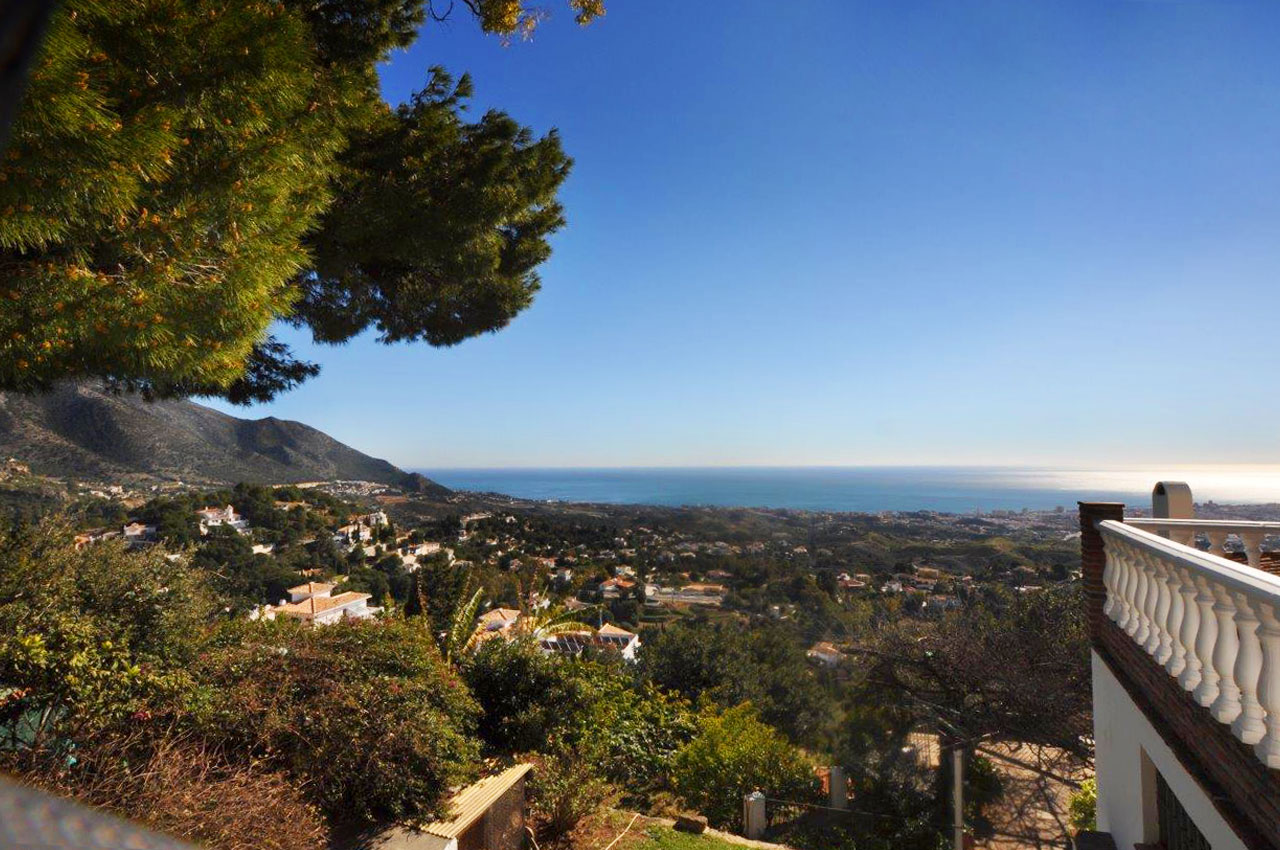 Mijas boasts some of the most stunning views on the Costa del Sol