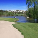 One of the many Golf Courses in Mijas (Costa del Sol)