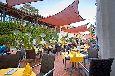 La Mandragora Restaurant in Calahonda