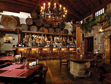 Restaurant La Cascada Puerto in Lanzarote