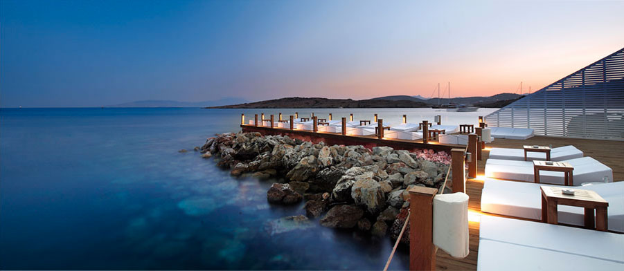 Bianca Beach Club, Bodrum