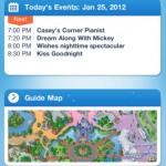 Disney Magic Kingdom Events iPhone Screenshot