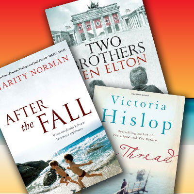 Books: Two Brothers by Ben Elton, After the Fall by Charity Norman and The Thread by Victoria Hislop