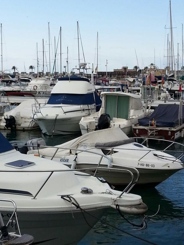 Fuengirola Marina