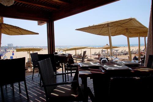 Les Blancs, Agadir Beach