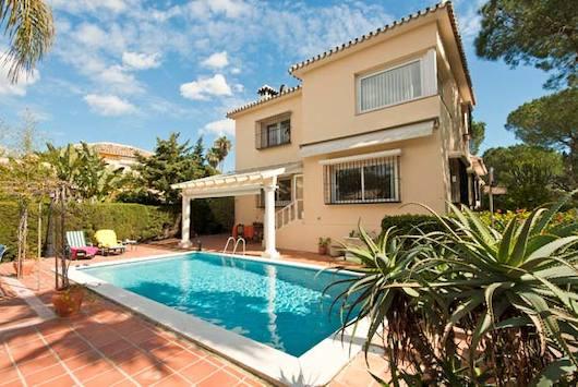 Bolifushi Beach Villa, Marbella in the Costa del Sol