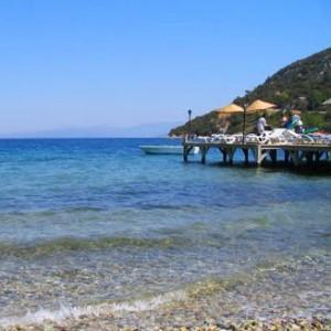 Golturkbuku Beach in Turkey