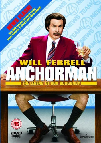 Anchorman - comedy film