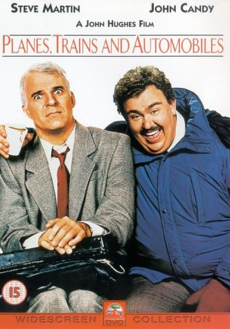 Planes, Trains and Automobiles - comedy film