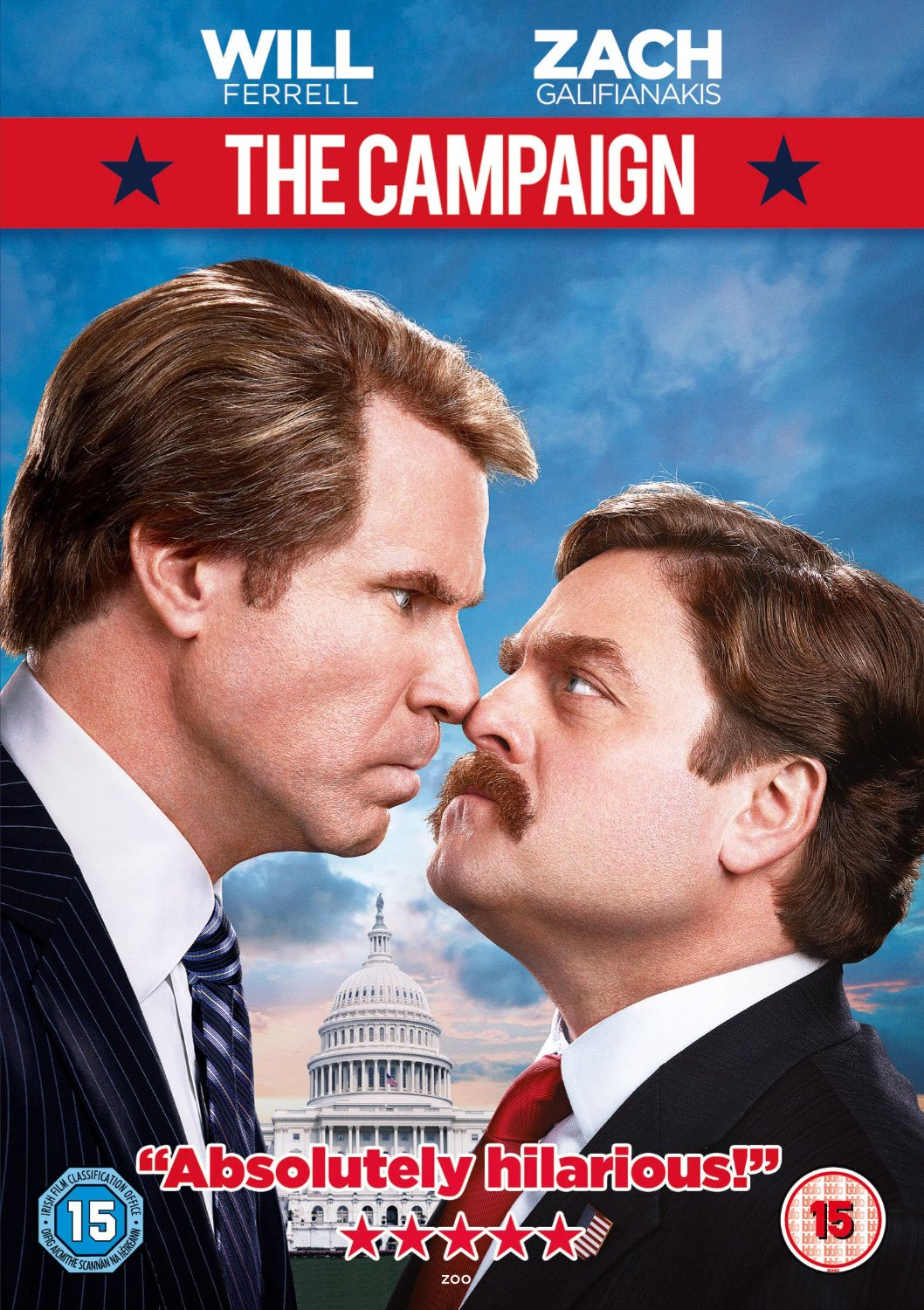 The Campaign - comedy film