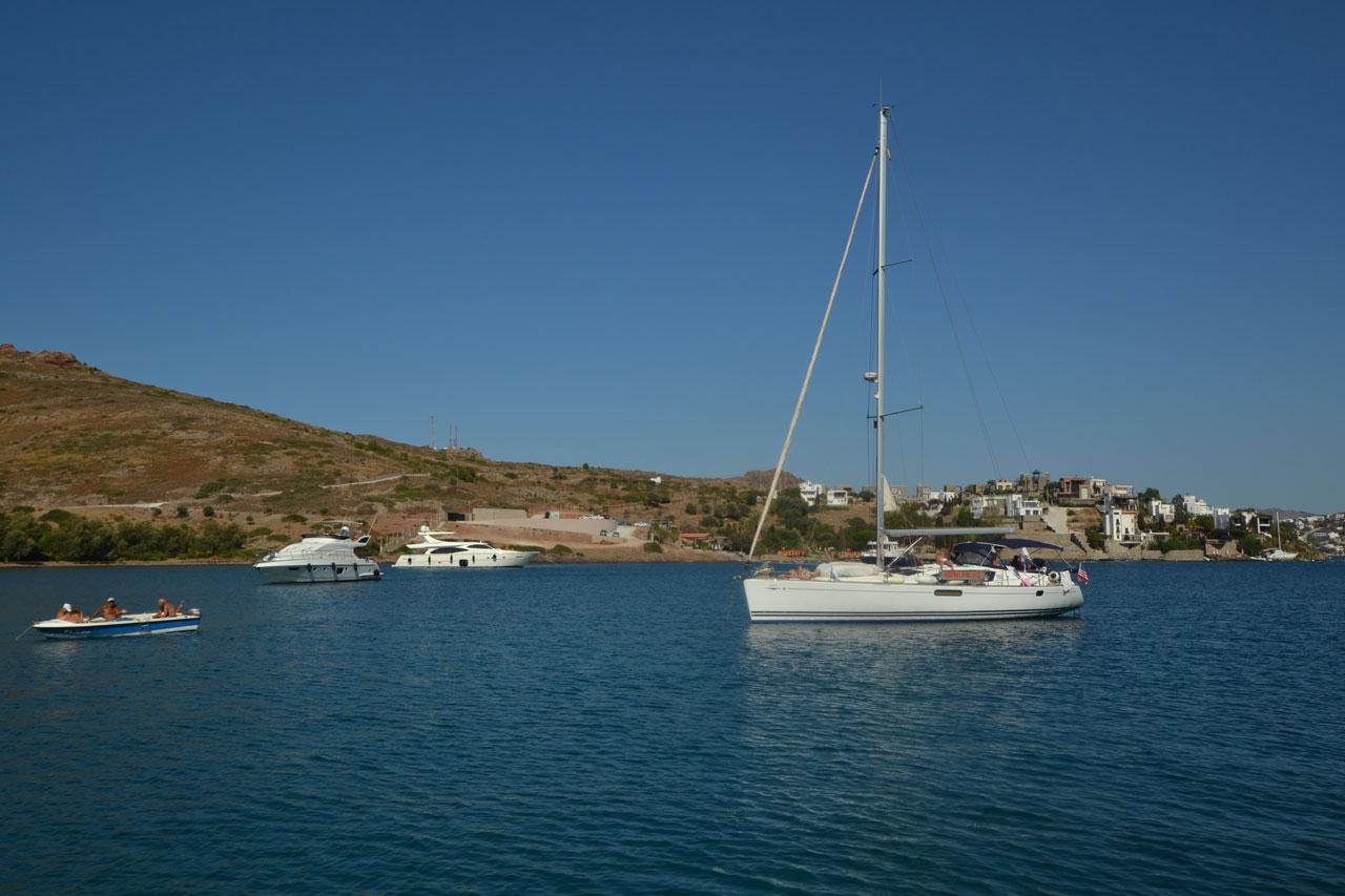 Boat trip Yalikavak