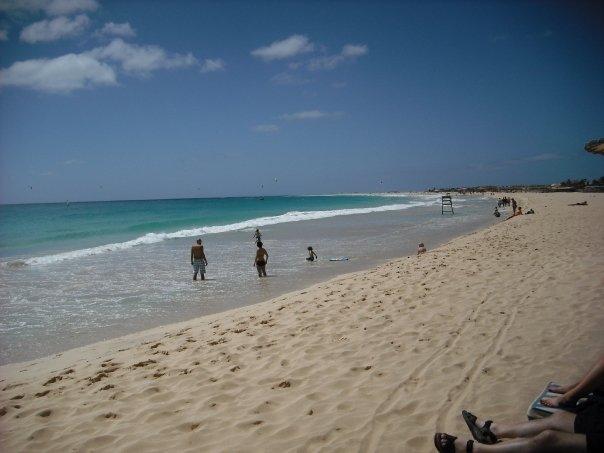 Beach Sal Island