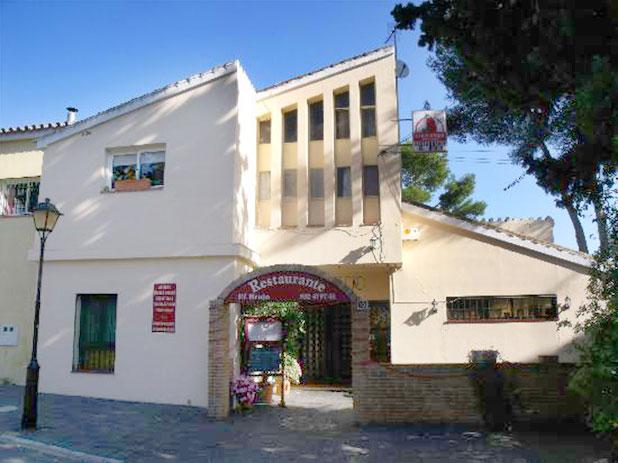 El Brujo Restaurant in El Coto