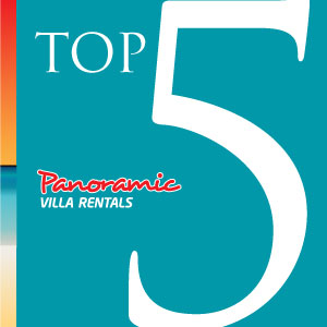 Top Five by Panoramic Villas