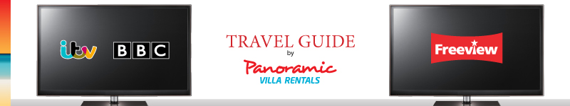 Watching UK TV Channels in Spain by Panoramic Villas