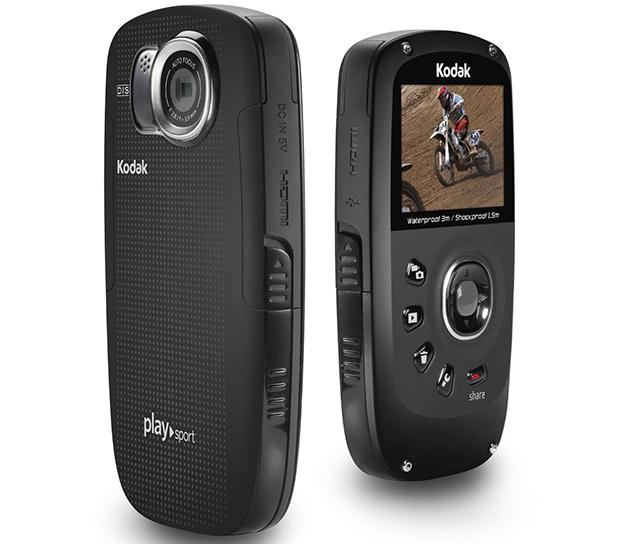 Kodak PlaySport Zx5 full HD 1080p video camera