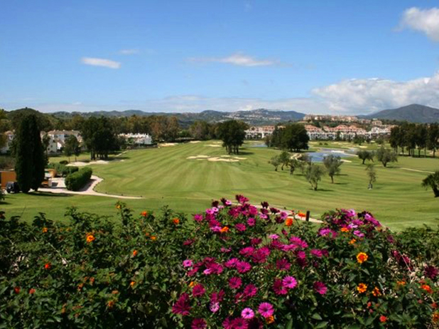 The Costa del Sol has many top golf courses including Los Lagos and Los Olivos in Mijas Golf