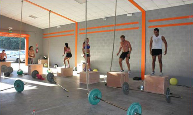 New to CrossFit? Why not try the CrossFit 'On Ramp' course