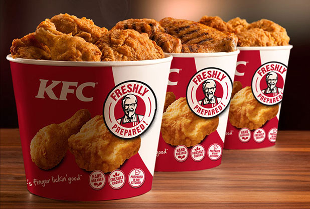 The Japanese order their Christmas KFC up to 3 months in advance