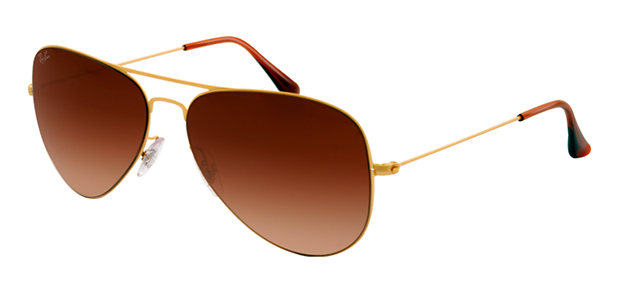Ray Ban Aviator Sunglasses from £135