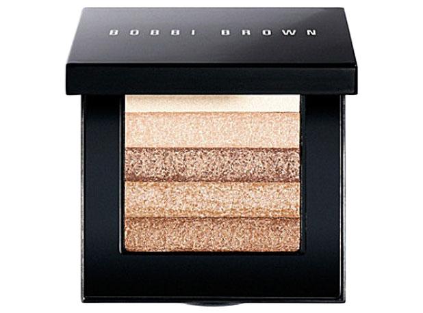 Add Some Shimmer – Bobby Brown Bronze Shimmer Brick, £32