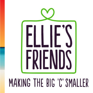 Ellie's Friends Logo - Making the Big 'C' Smaller