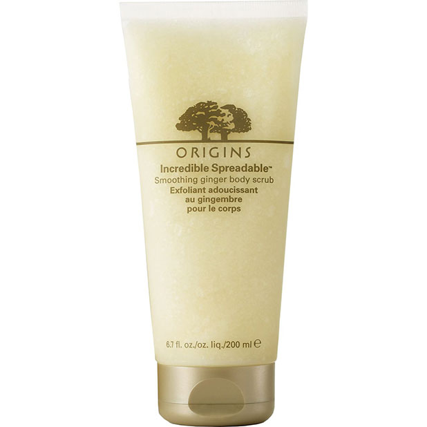 Origins Incredible Spreadable Scrub Ginger Body Smoother, £22