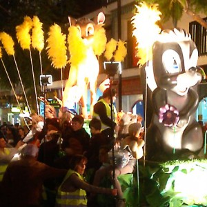 Three Kings Parade, Fuengirola