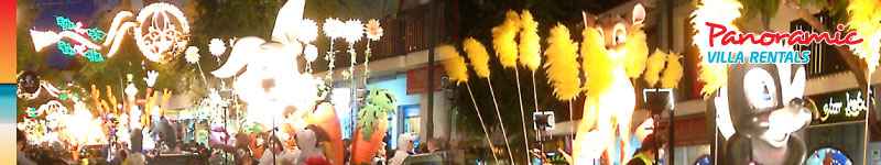 Three Kings Parade in Fuengirola, Spain - 2014 by Panoramic Villas