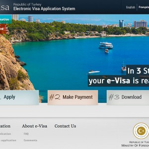 New E-Visa System for Turkey