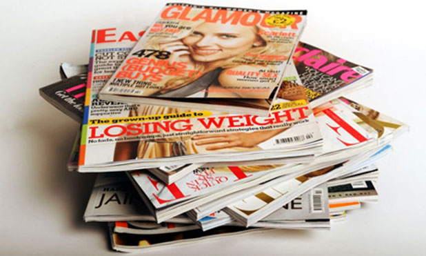 Stay up to date on the latest celebrity gossip and rumours with several magazines