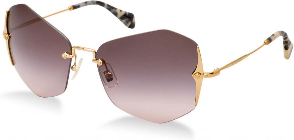 Mui Mui 52OS sunglasses - priced £190