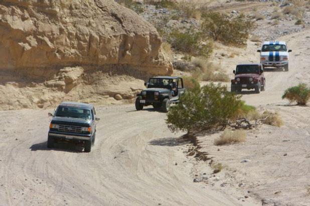 Jeep Safari in the Sierra de las Nieves National Park