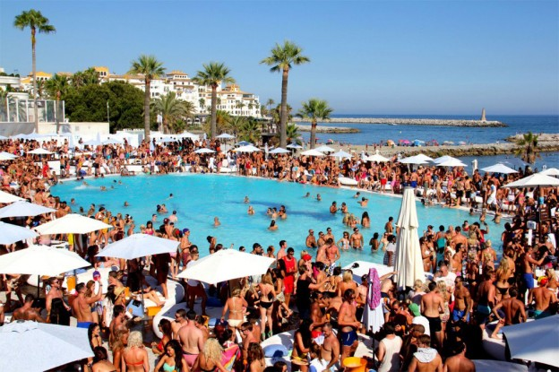 Top 5 Stag Weekend Activities on the Costa del Sol