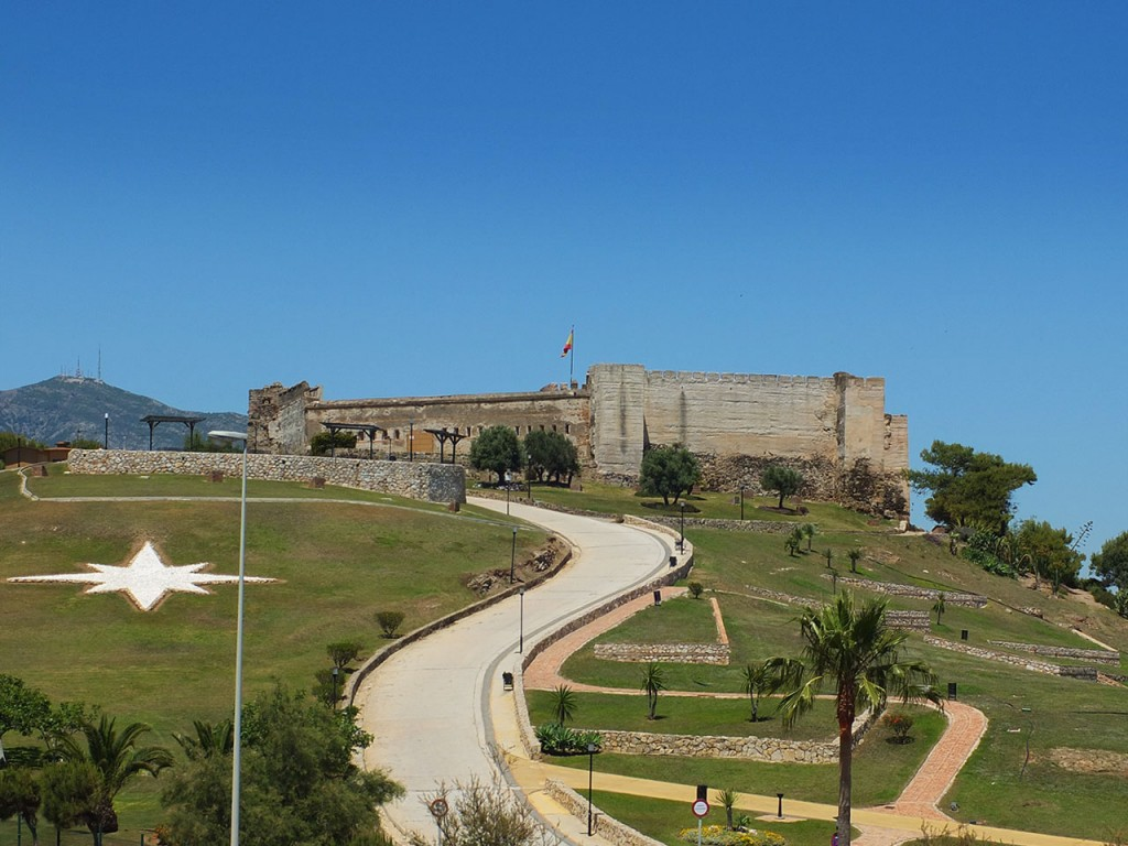Sohail Castle in Fuengirola on the Costa del Sol