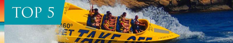 Top 5 Hen Weekend Activities in Fuengirola on the Costa del Sol