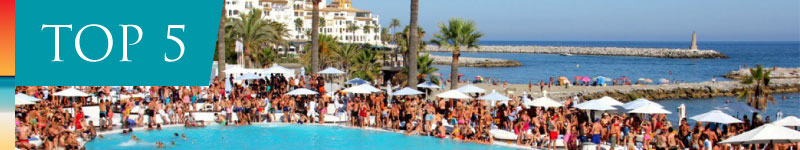 Top 5 Stag Weekend Activities on the Costa del Sol by Panoramic Villas