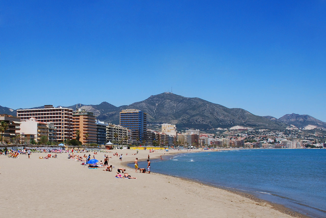 ... favourite with its long sandy beaches on the Costa del Sol of Spain