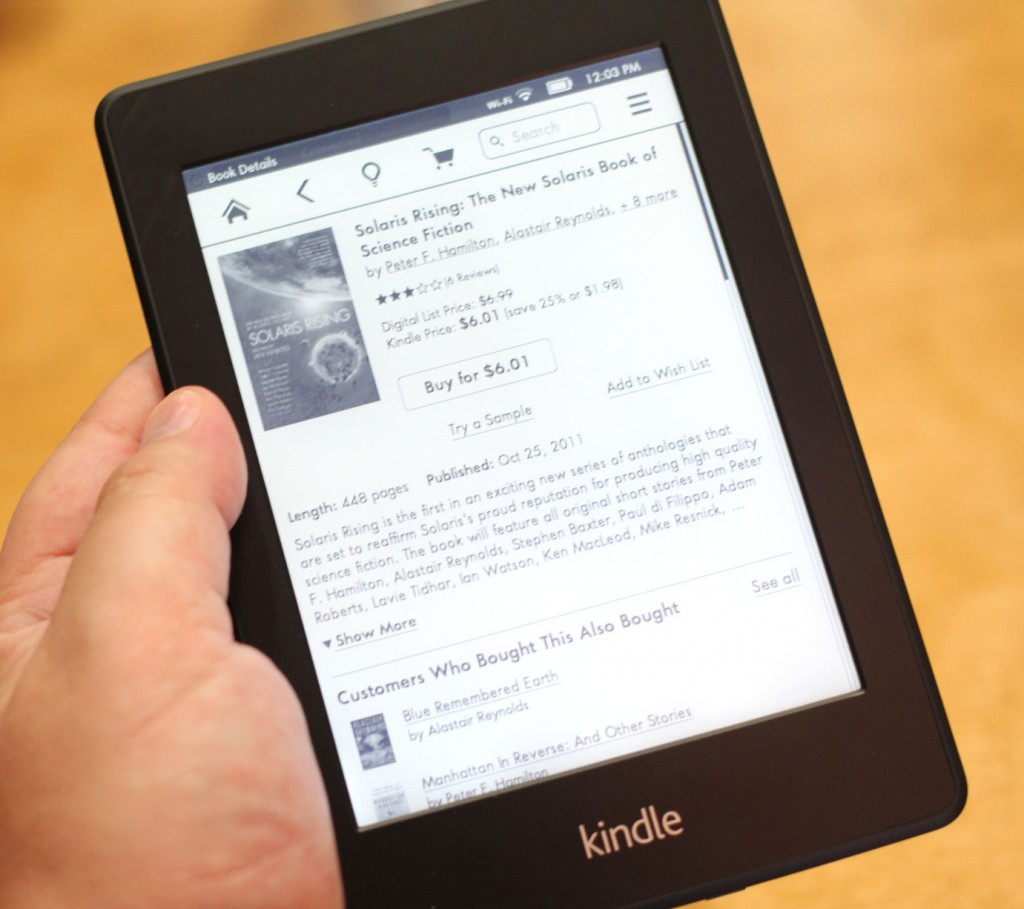 the way to discover books in kindle lending library
