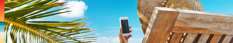 The costs of data roaming on holiday in Europe by Panoramic Villas