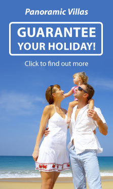 Find out how Panoramic Guarantee Your Holiday