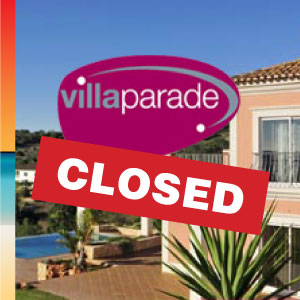 Villa Parade has now closed