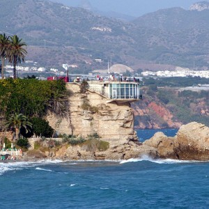 Nerja: Spanish Charm Perched on a Balcony Overlooking the Sea