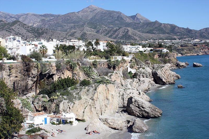 Playa de Calahonda, photograph CC by SA Dguendel