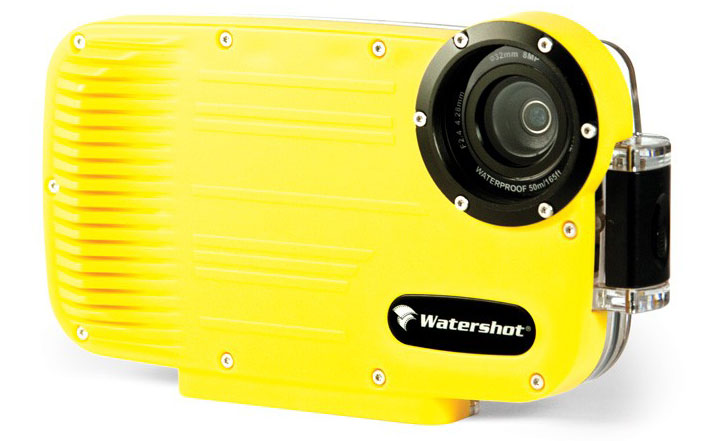 Watershot Housing for the iPhone from £89.99