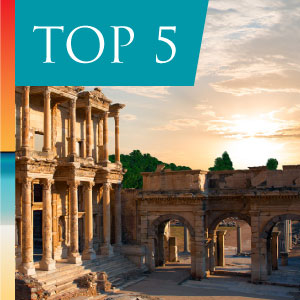 Top Five places to visit near Bodrum