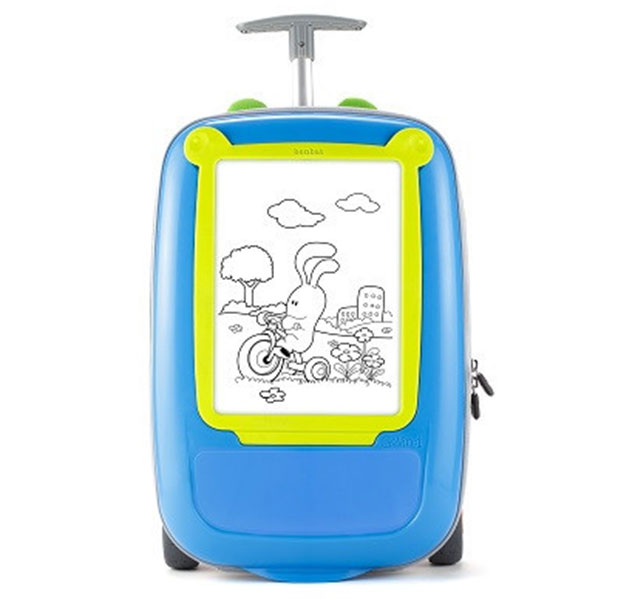 GoVinci trolley kids luggage