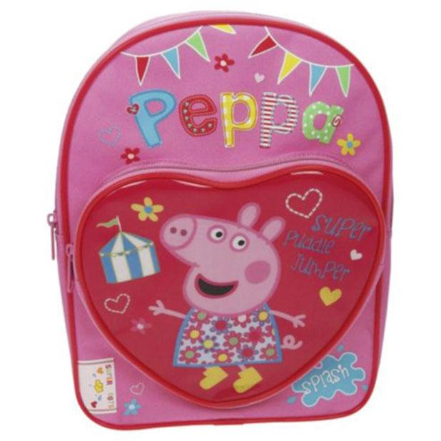 Peppa Pig backpack for kids